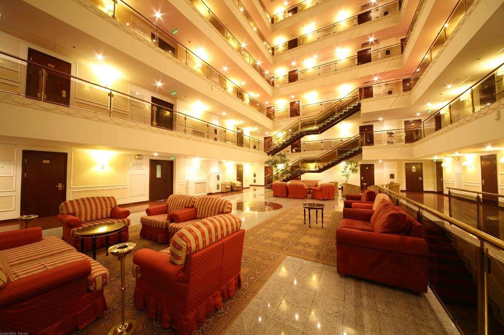 ボロディーノ ホテル