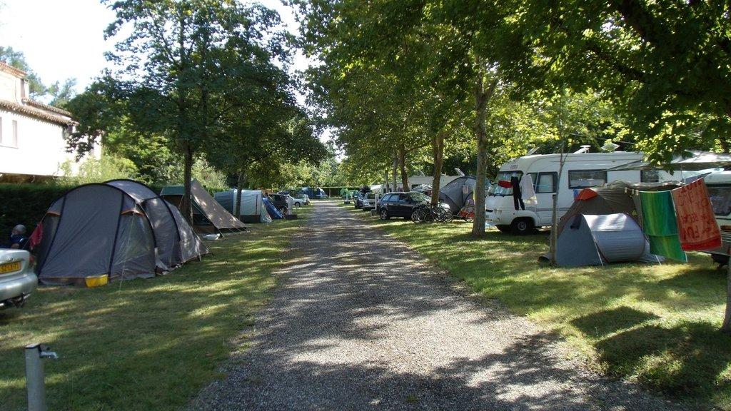 Camping de l'Argente