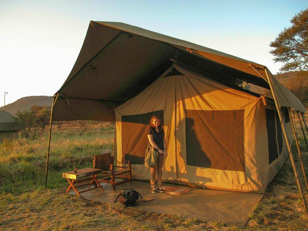 Serengeto Osupuko Tented Camp