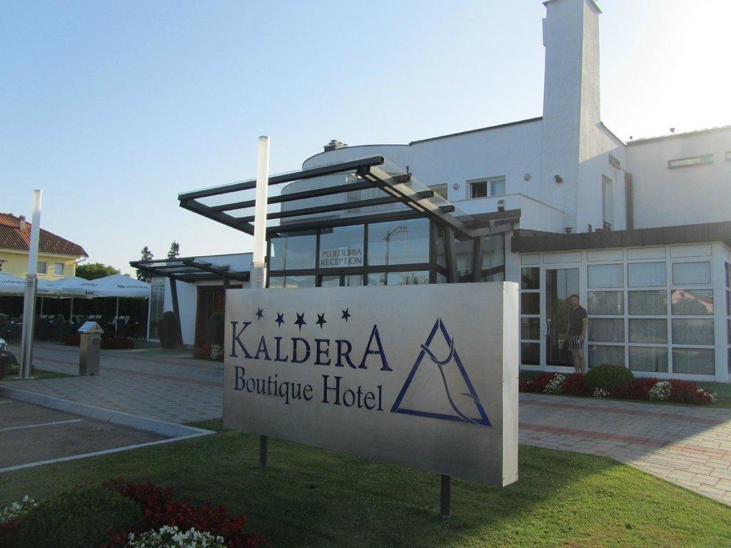 卡爾德拉精品酒店