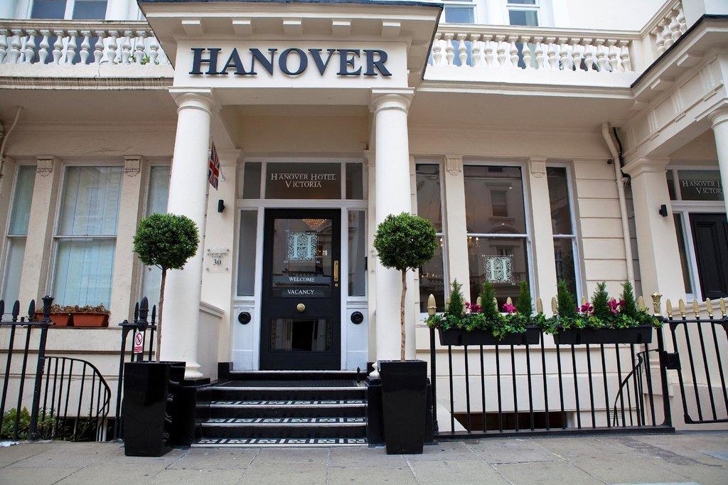 ハノバー ホテル ビクトリア