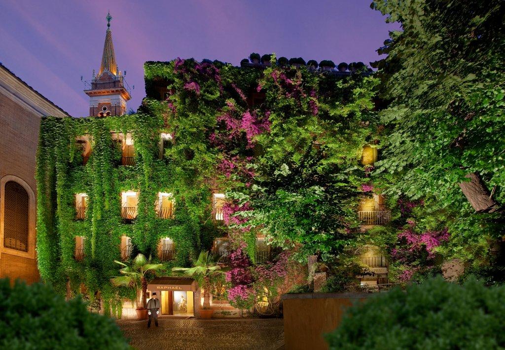 Hotel Raphael - Relais Châteaux
