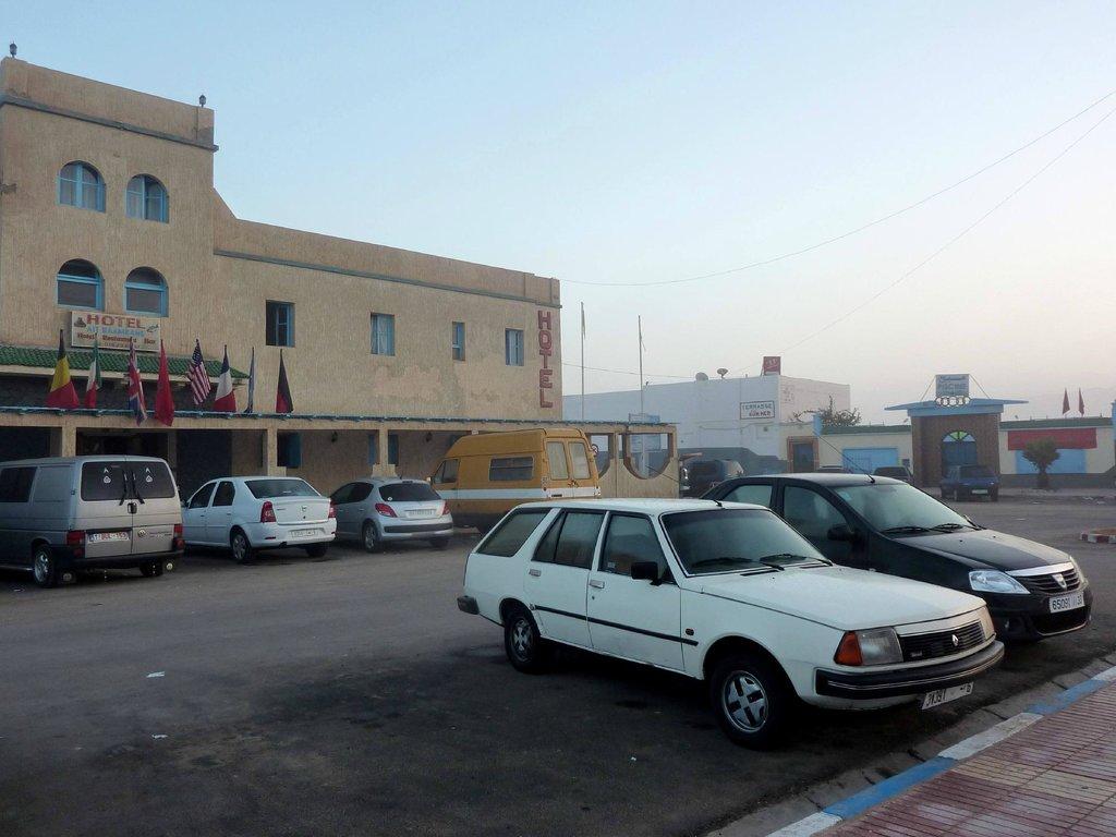 Hotel Ait Baamrane