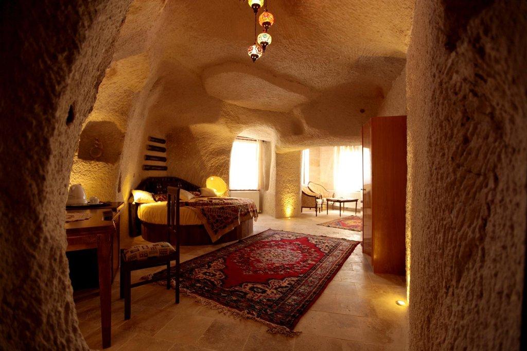 奥利弗洞穴酒店