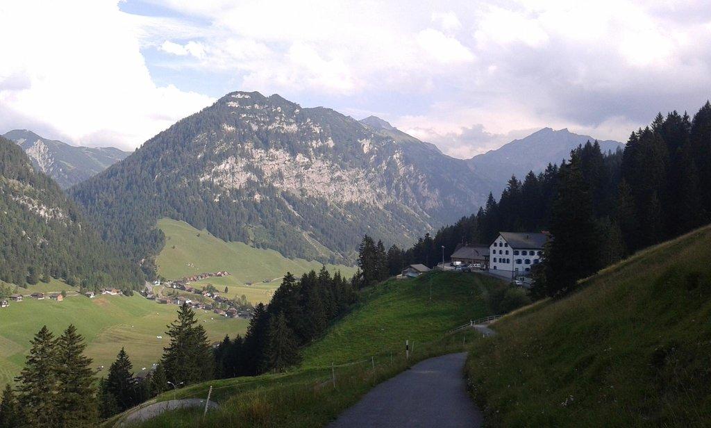Berggasthaus Sucka