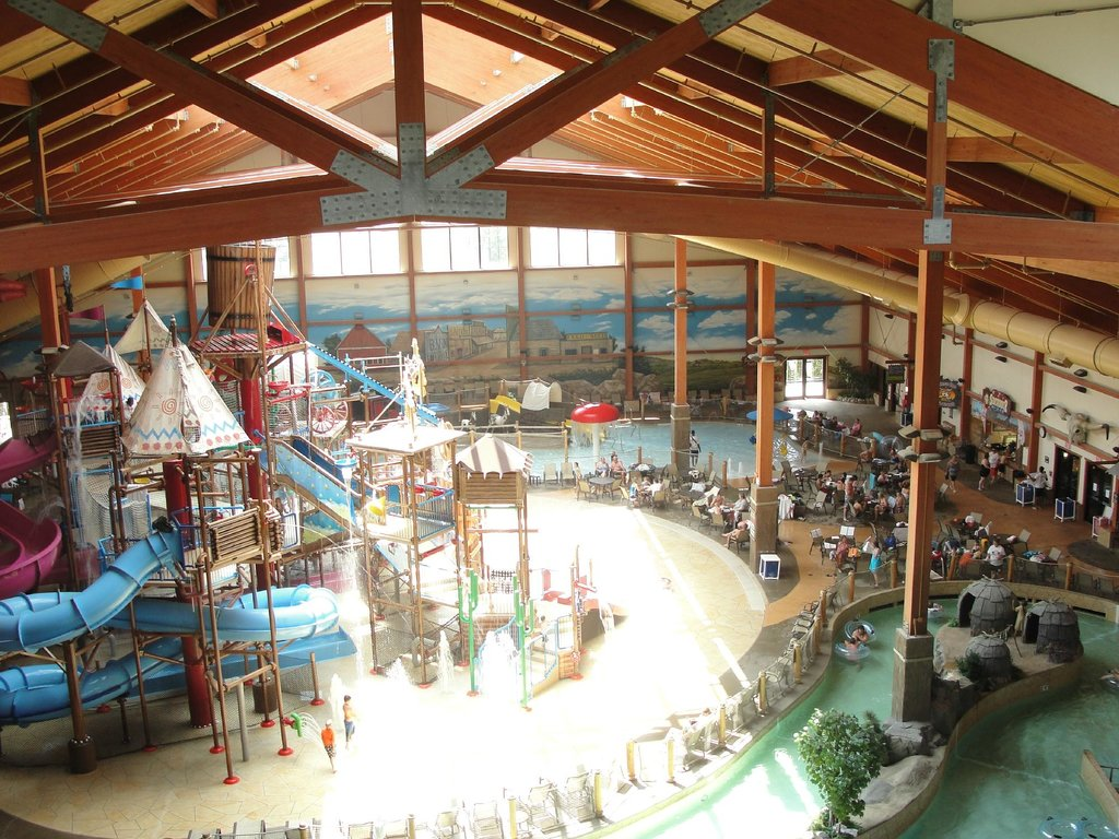 Fort Rapids Indoor Waterpark Resort