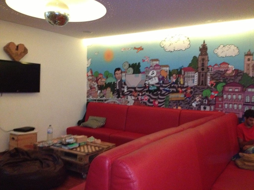 Yes! Hostel Porto
