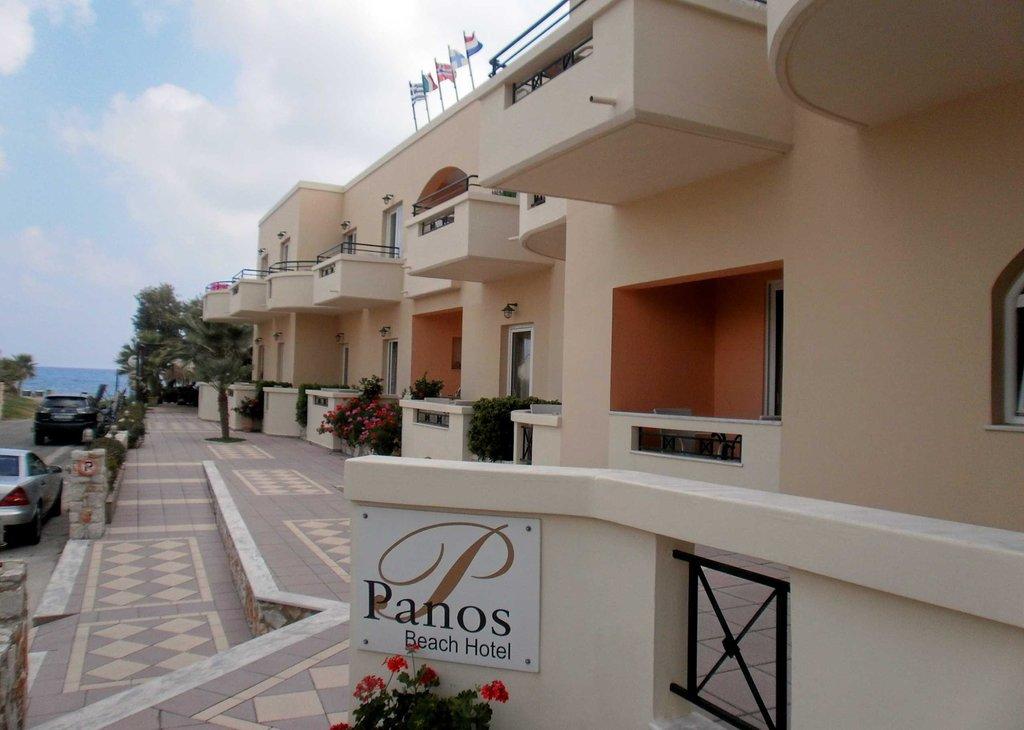帕諾斯海灘飯店