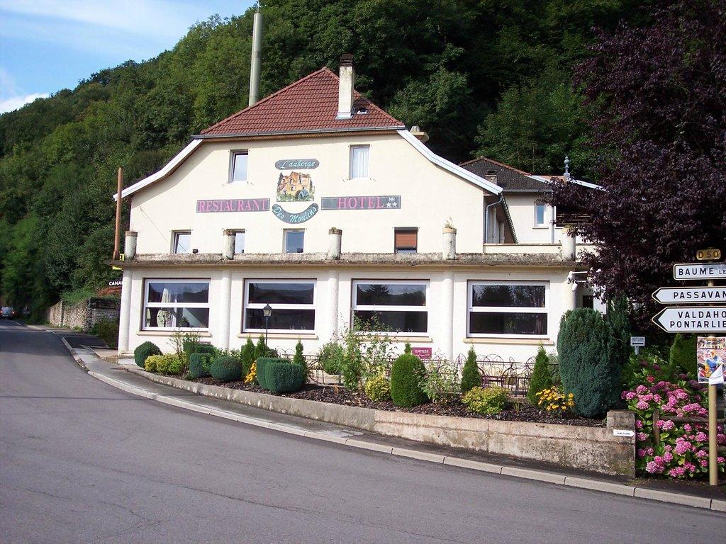 L'Auberge des Moulins