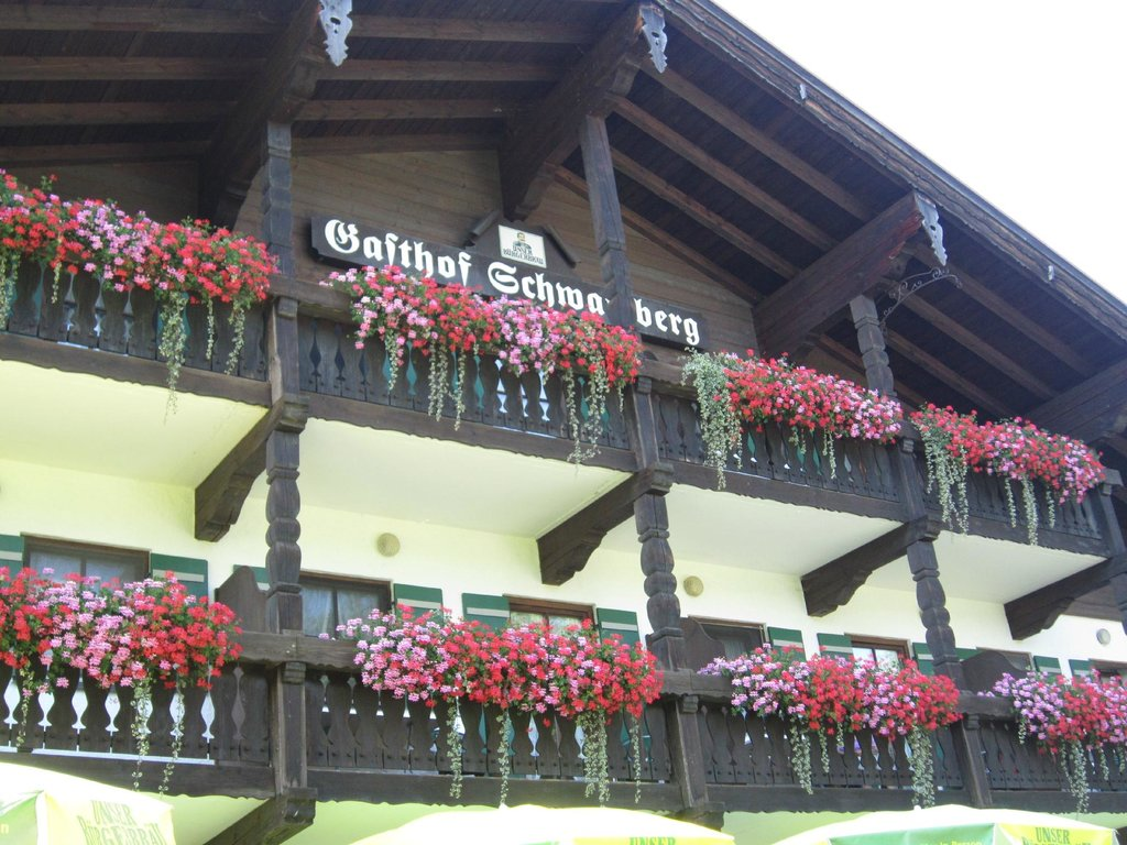 施瓦澤貝格酒店