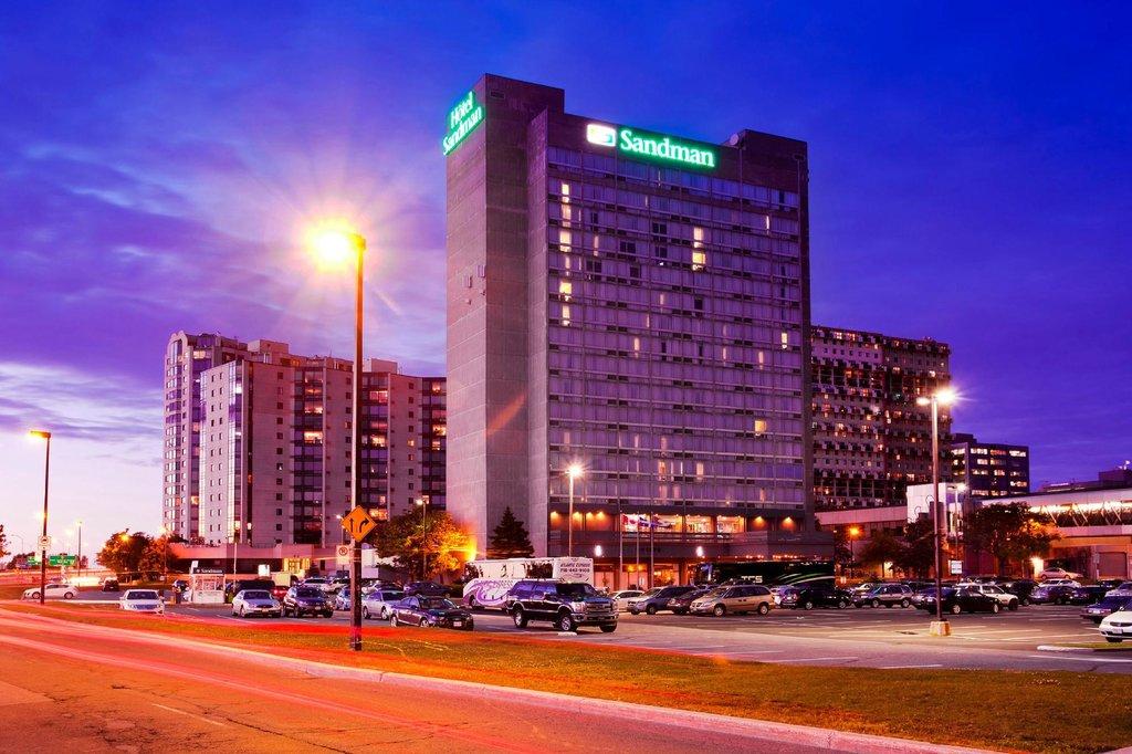 蒙特利尔桑德曼酒店 - 隆格伊