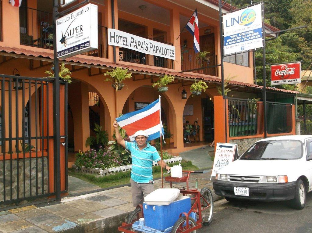 Hotel Papa's Papalotes