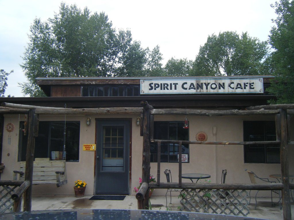 Spirit Canyon Lodge
