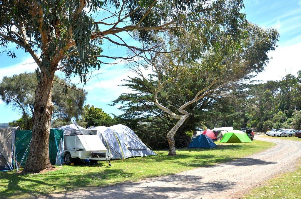 Apollo Bay Recreation Reserve Caravan & Camp Park