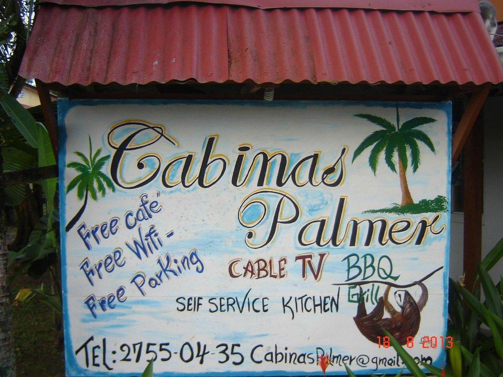 Cabinas Palmer Cahuita