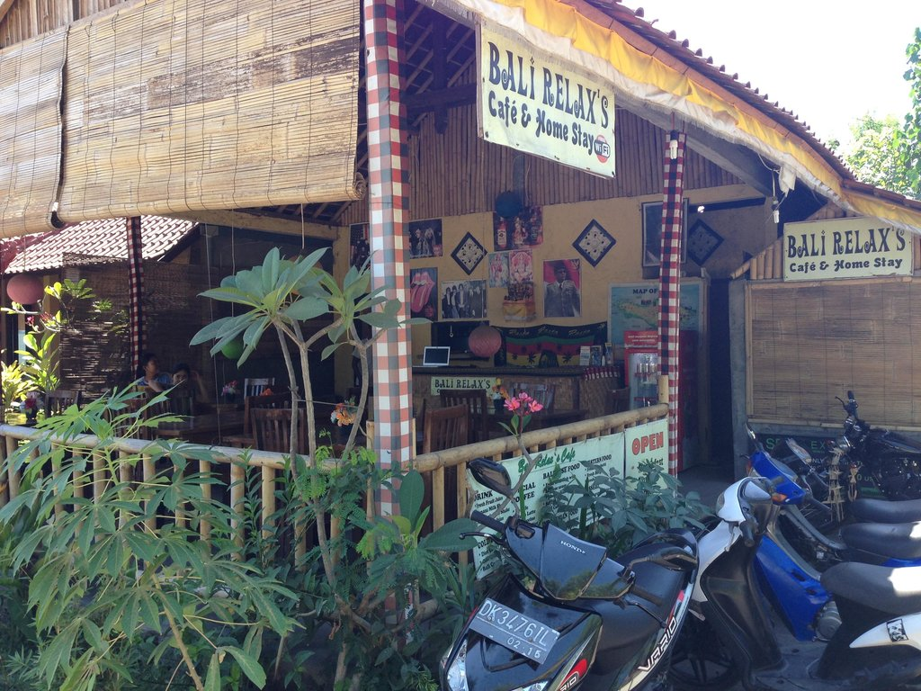 Bali Relax's Cafe and Homestay