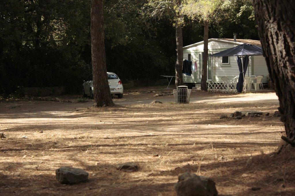 Camping le Beau Vézé