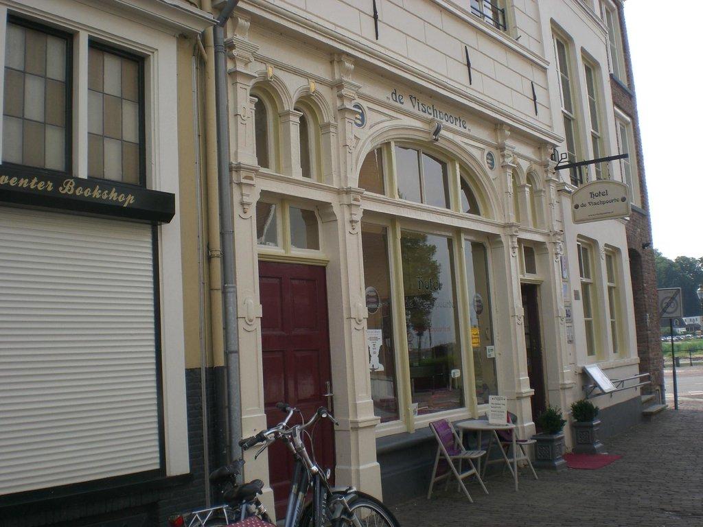 Appartementenhotel de Vischpoorte