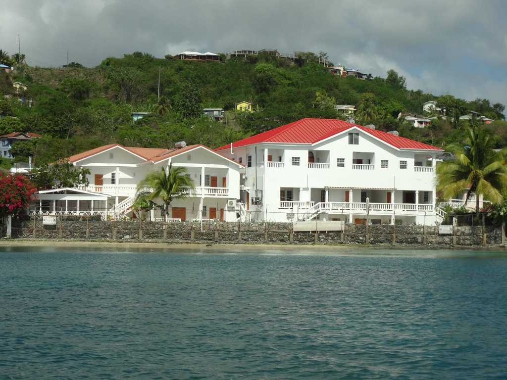 Grand Anse Beach Palace Hotel
