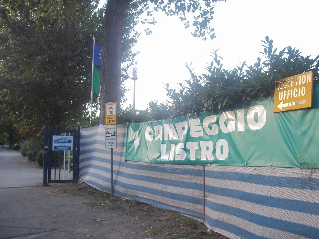 Camping Listro