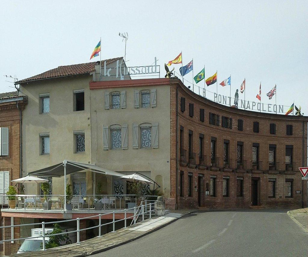 Hotel Restaurant du Pont Napoleon