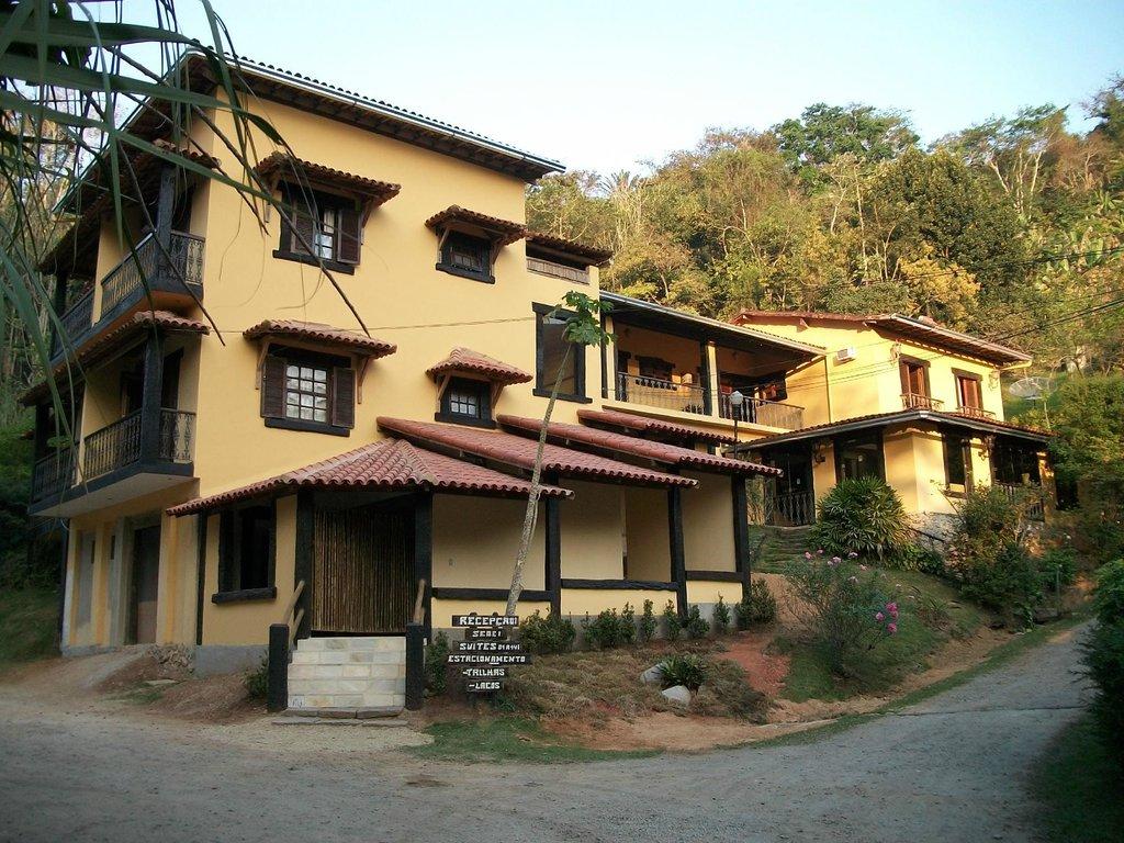 Hotel Fazenda Vale De Santa Fe