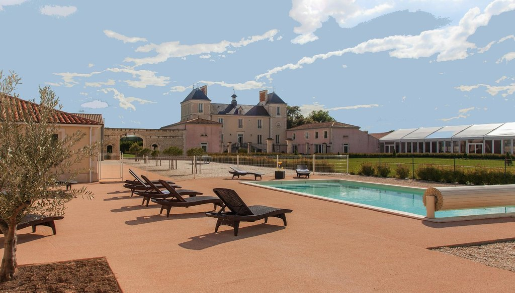 Chateau de la Sebrandiere