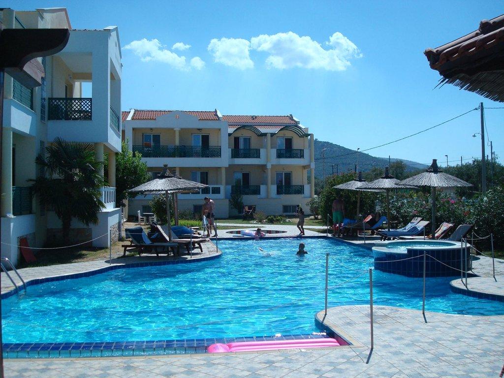 Hotel Aegean Sun Skala Rahoniou