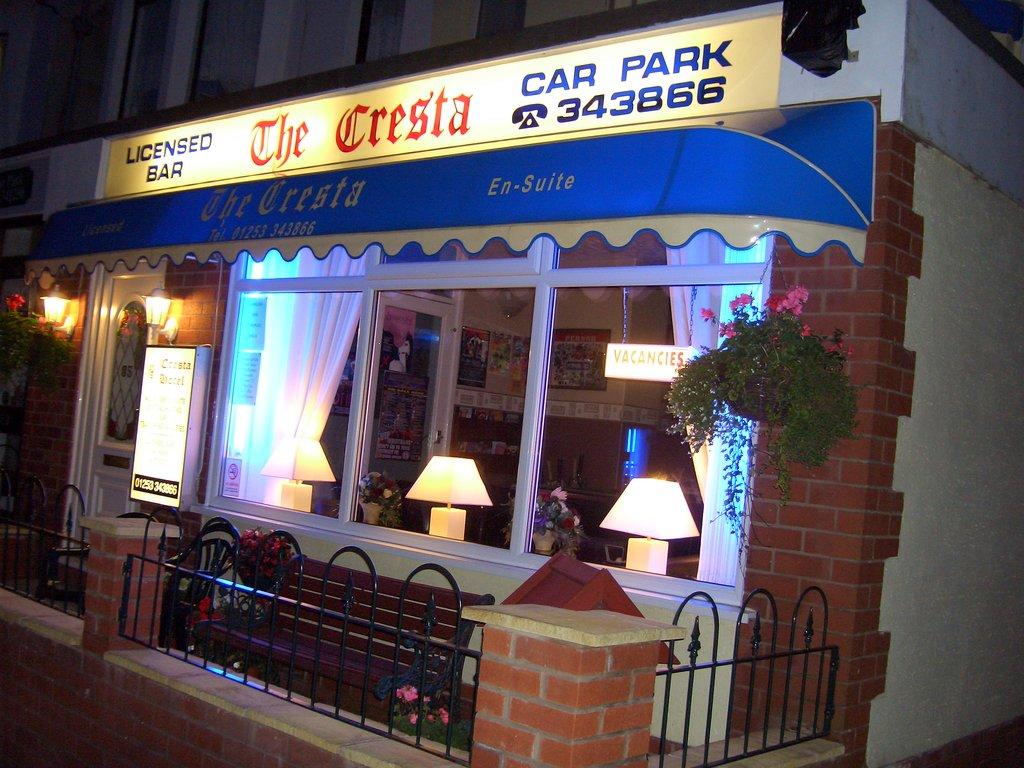 The Cresta Hotel