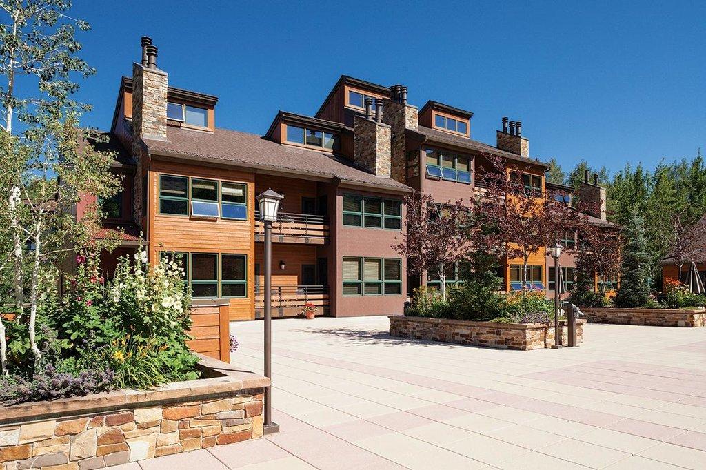 Kutuk Condominiums at Steamboat Springs