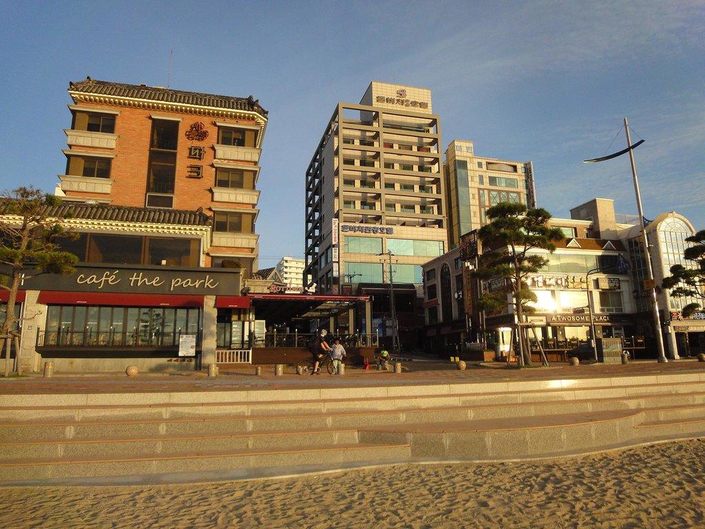黎明海灘酒店
