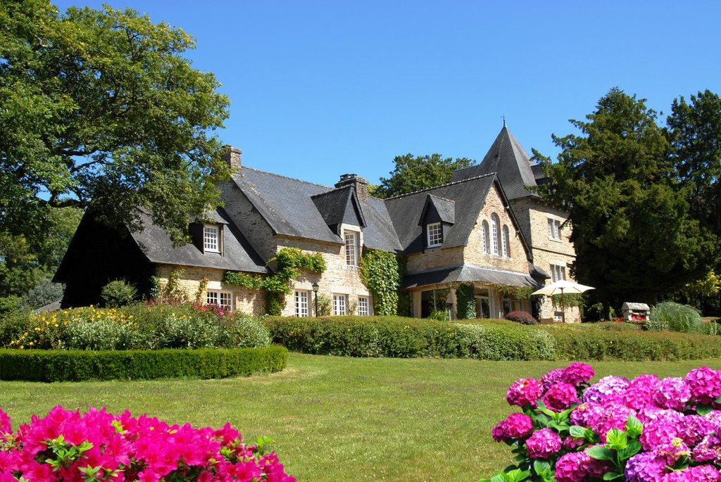 Chateau-Hotel Manoir de Kertalg