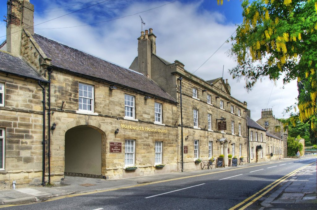 Warkworth House Hotel