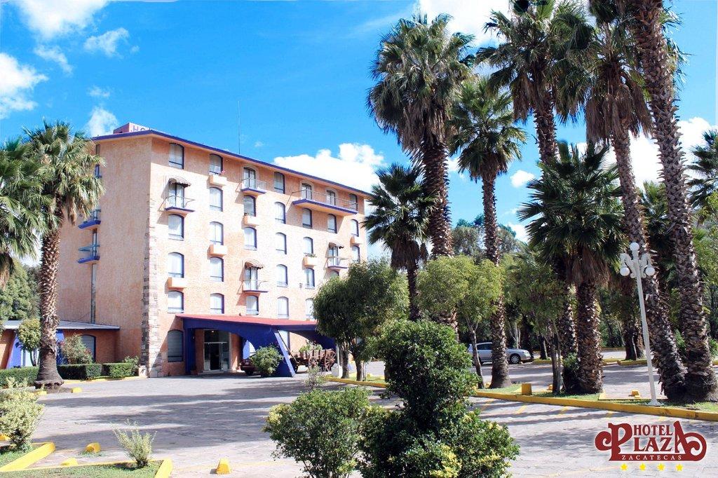 호텔 플라사 사카테카스