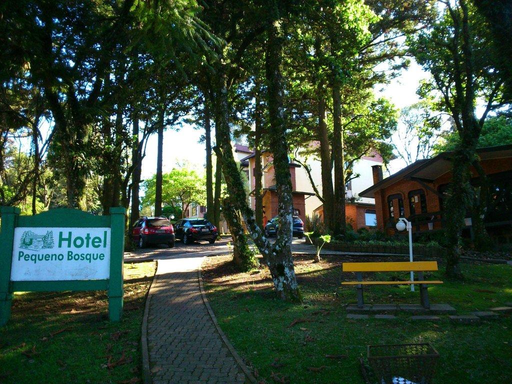 Hotel Pequeno Bosque