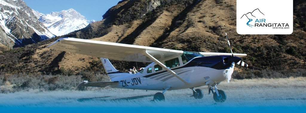 Air Rangitata Scenic Flights