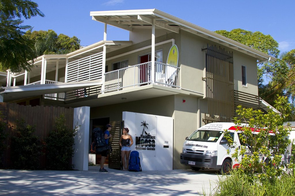 Flashpackers Noosa
