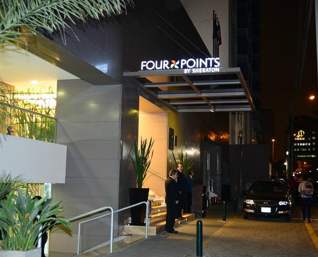 Four Points By Sheraton Miraflores