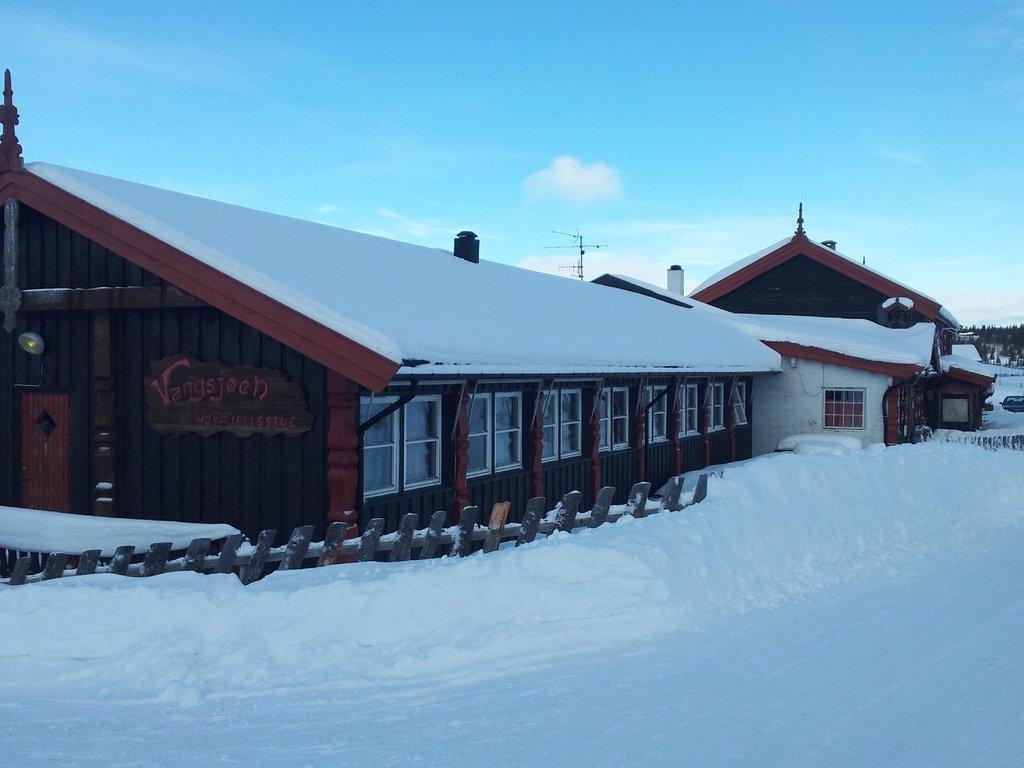 Vangsjoen Mountain Lodge