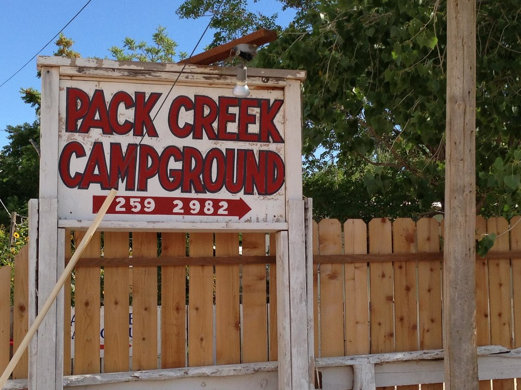 Pack Creek Campground