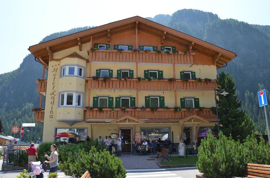 ホテル ラディーナ