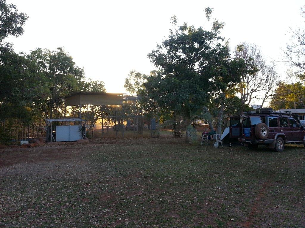 Dunmarra Wayside Inn Caravan Park