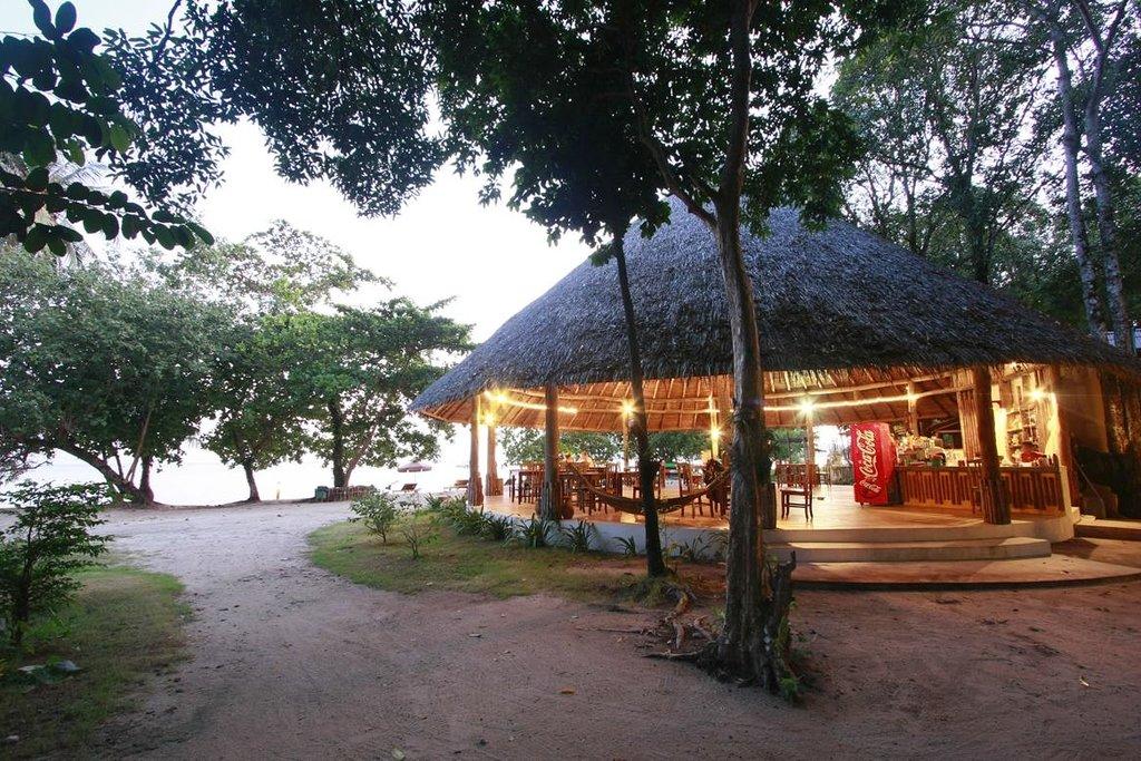 Tropical Beach Koh Chang
