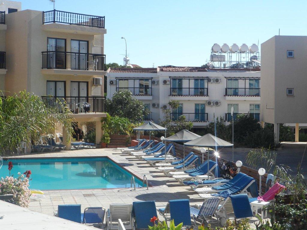 A 茅斯公寓飯店