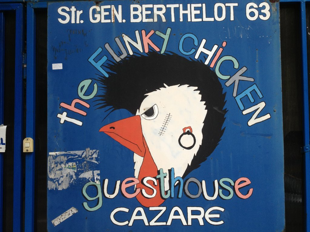 The Funky Chicken Guesthouse