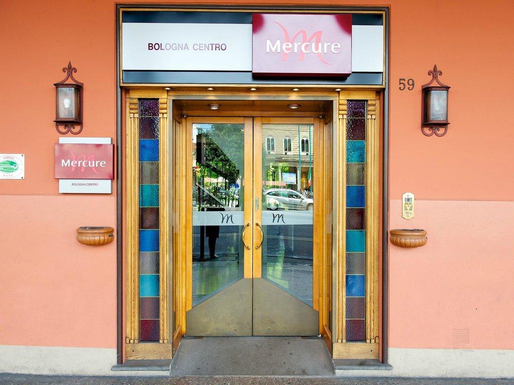 โรงแรมเมอร์เคียว โบโลญญ่าเซนโทร
