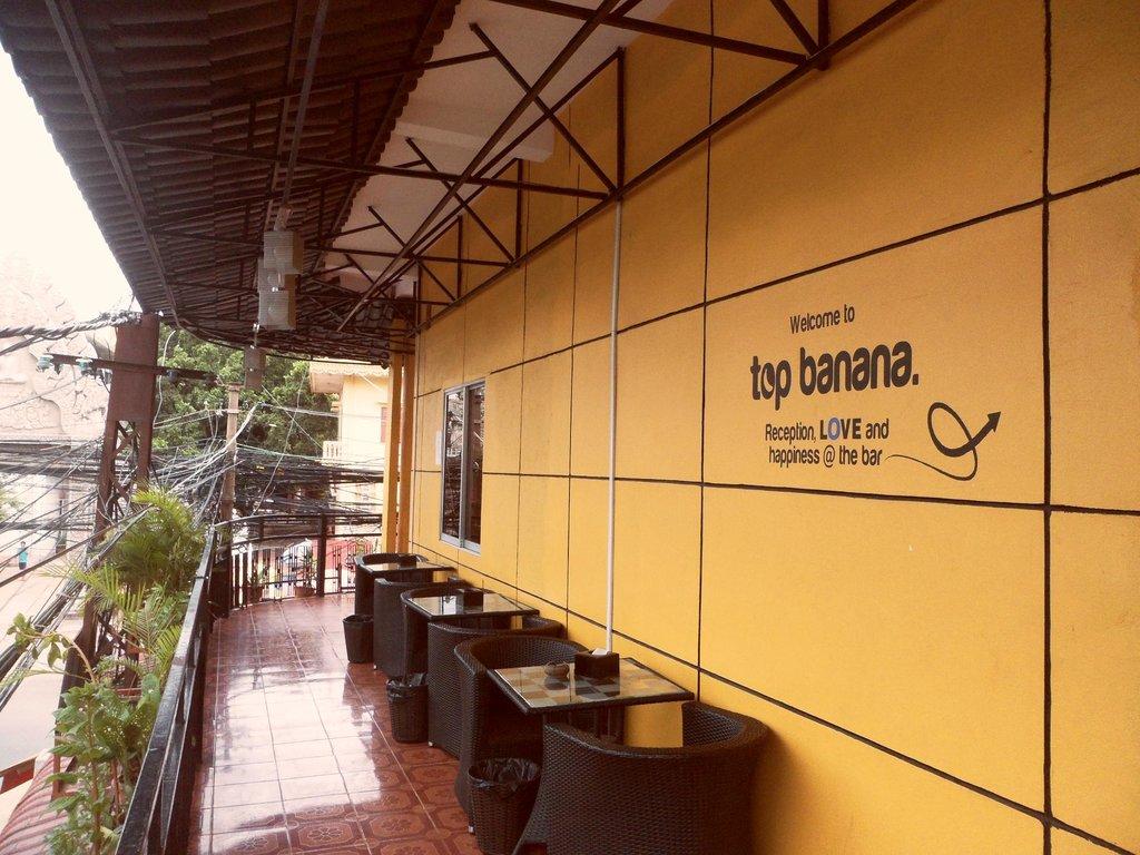 Top Banana Guesthouse