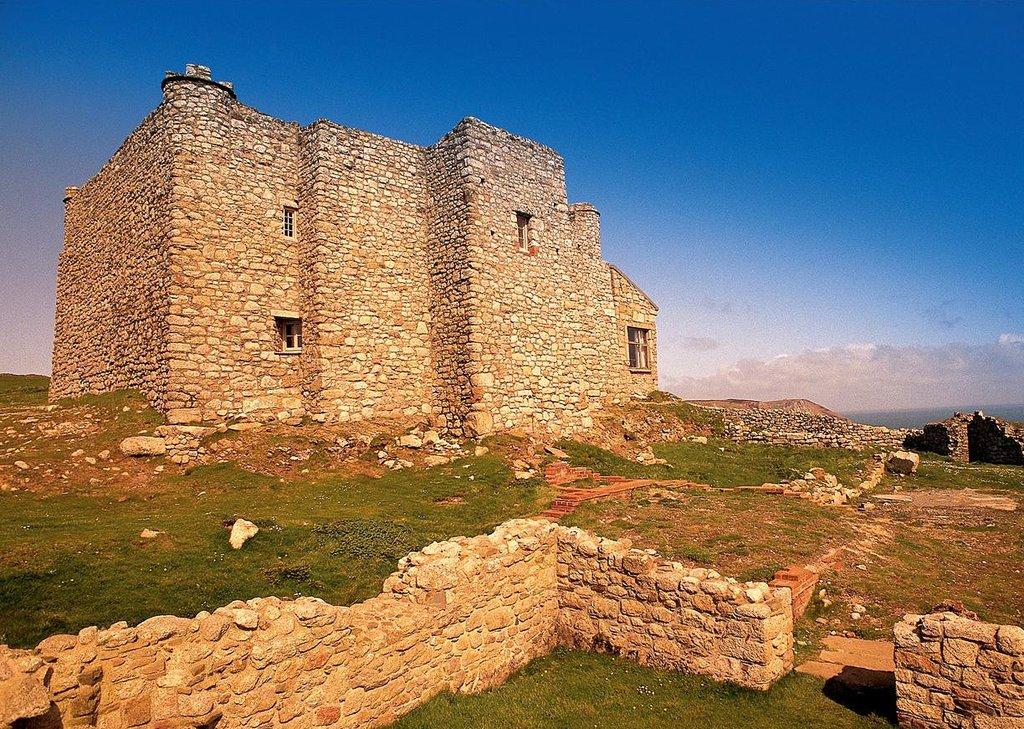 Castle Keep North
