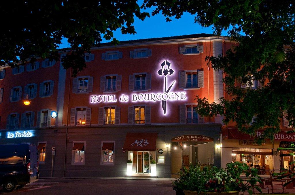 호텔 드 부르고뉴