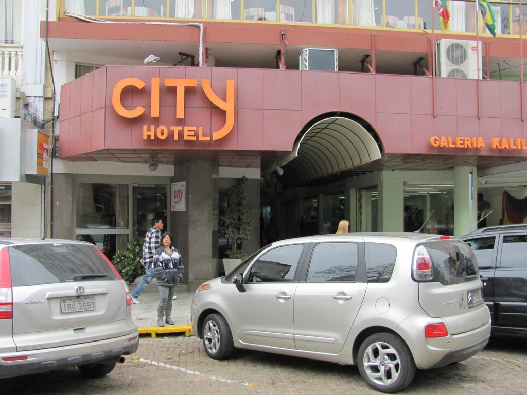 Bage City Hotel
